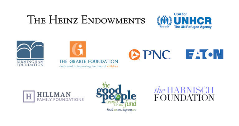 Foundations and community partners